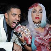 Drake, Lady Gaga